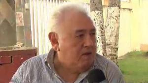 Hospitalizan a Efraín López Neris