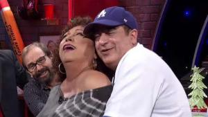 Linda y Carlos se quedaron sin casa