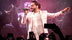 Maluma canta tema de la Copa Mundial de la FIFA