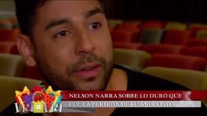 Más allá de la pantalla con Nelson del Valle