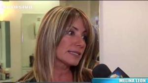 Melina León enfrenta duro momento en su vida