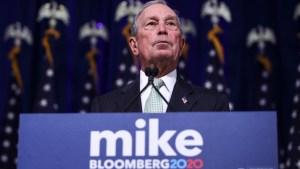 Campaña de Trump dejará de acreditar a Bloomberg News