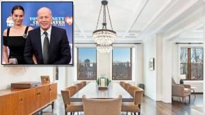 Por dentro: el lujoso penthouse de Bruce Willis en el corazón de NY