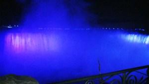 Cataratas del Niágara estrenan fiesta de luces