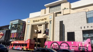 Acceso al lujoso teatro de los Latin AMAs