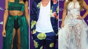 Los looks más extravagantes de Premios Tu Mundo
