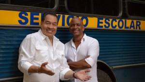 Tito Nieves y Sergio George comparten nuevo proyecto
