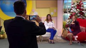 """Esposa de Roberto Cortés dice que él es su """"medio limón"""""""