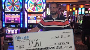 Apuesta $1.25 y se gana $1 millón en Las Vegas