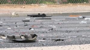 Anciana pierde la vida en accidente de tránsito