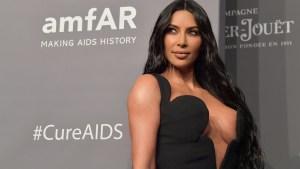 """""""Lo puedo hacer dormida"""": Kardashian quiere ser abogada"""