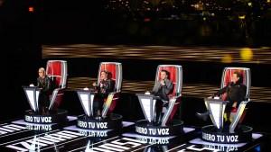 """Grandes estrellas se unen a la gran final de """"La Voz"""""""