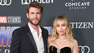Cyrus y Hemsworth se separan tras un año de matrimonio