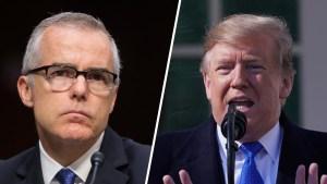Exsubdirector del FBI: Trump pudo cometer obstrucción