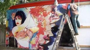Honran a Selena con mural en su natal Corpus Christi