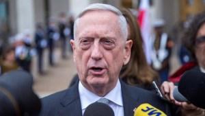 Secretario de Defensa viaja a la frontera con México