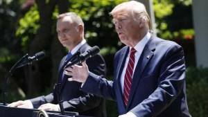 Más tropas de EEUU a Polonia para hacer frente a Rusia