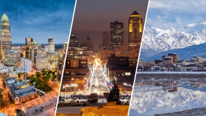 Estas son las peores ciudades para rentar en EEUU, según un reporte