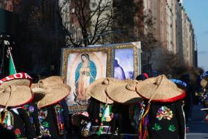 Fe guadalupana: Tributo a la Patrona de México