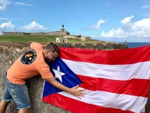 En Puerto Rico LeJuan James