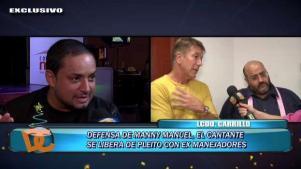 Manny Manuel se libera de pleito legal