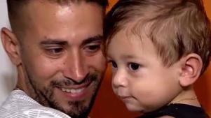 Pacientes de CAP le roban el corazón a Tommy Ramos