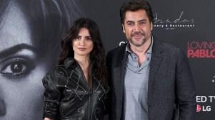 """Bardem y Cruz: pareja en la ficción en """"Loving Pablo"""""""