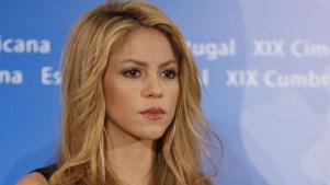 Shakira podría ser la culpable de sus problemas vocales