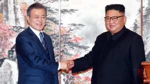 Cumbre de las Coreas reduce la tensión en la península