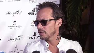 Muere la madre de Marc Anthony