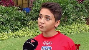 Niños boricuas irán al juego inaugural de la Copa Mundial