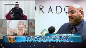 "Noris Díaz ""La Taína"" persiste en demanda contra Anuel AA"