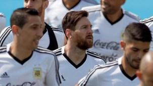 Messi vuelve a la selección Argentina para jugar amistosos