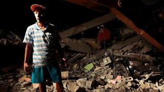 Poderoso terremoto sacude Ecuador