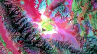 NASA revela imágenes del calor de la Tierra