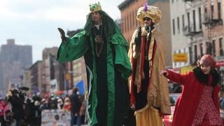 ¿Cómo celebran en tu país el Día de los Reyes Magos?