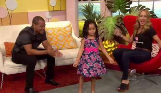 Conoce a Ariadna, la niñita boricua que habló con el Papa