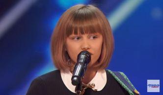 Impresionante talento de niña en America's Got Talent