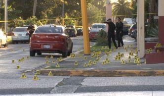 Sicarios buscaban a Kathia Sandoval, supuesta dueña del punto