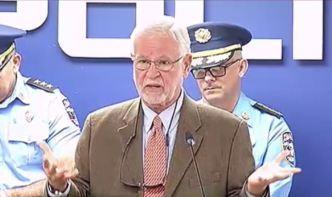 Listos: sobre 1,100 policías para el 1 de mayo