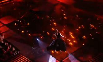 """Espectacular interpretación de """"Amorfoda"""" en La Voz"""