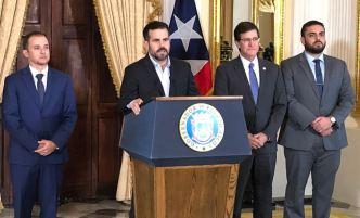 Ricardo Llerandi el nuevo Secretario de la Gobernación