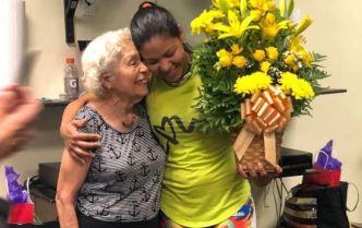 Abuelita se convierte en una de las favoritas de Daddy Yankee