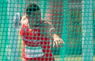 Jorge Contreras gana medalla de plata para Puerto Rico