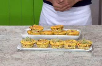 ''Muffins de Tortilla''