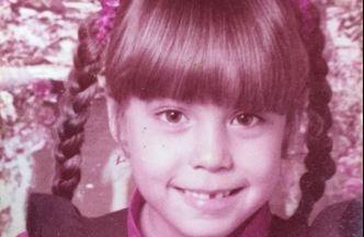 Cuando estaba en kinder: ¿La reconoces?