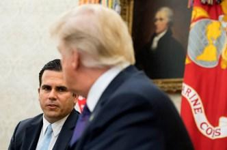 Rosselló le envía advertencia a Donald Trump