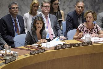 Consejo de Seguridad de la ONU debate crisis en Nicaragua