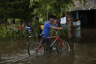 El Salvador, Honduras y Nicaragua en alerta por lluvias