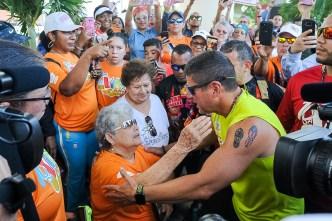 Da Vida: con las emociones a flor de piel camino a La Guancha